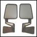Heated Door Mirror Kit for Jeep YJ and TJ (1987-2002)