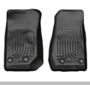 Husky Front Floor Liners - Jeep 2 or 4 door 2014-2017 Wrangler JK