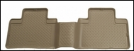 Husky Rear Floor Liners - Jeep Patriot, Compass MK (2007-2014)