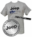 """It's A Jeep Thing"" Gift Set"