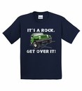 It's a Rock, Get Over It! Youth T-Shirt