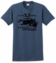 "Closeout: Medium Only- ""It's an XJ Thing"" Men's T-Shirt for Jeep Cherokee Owners"