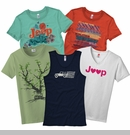 Jeep Apparel for Women