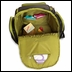 Jeep Backpack Diaper Bag, Gray/Green