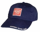 Jeep Baseball Hat: Jeep Legend Patch Hat in Navy