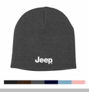 Jeep Beanie Knit Hat - Assorted Colors