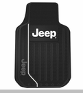 Jeep Black Universal Floor Mat