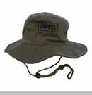 Jeep� Bucket Hat in Olive - Adult & Child Sizes