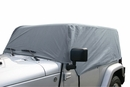 Cab Cover 4 Layer for Jeep Wrangler 2 Door (2007-2017), Gray