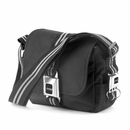 Jeep Canvas Pocketbook with Seatbelt-style Buckles