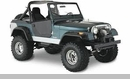 Jeep CJ Mirrors