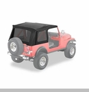Jeep CJ<br>Replacement Soft Top Skins