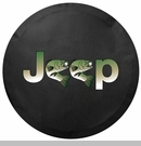Jeep Fishing Tire Cover-Color