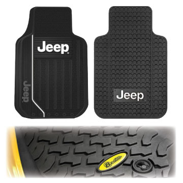 All Things Jeep Jeep Floor Mats Amp Cargo Liners