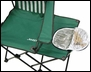 Jeep Folding Camping Chair with Cooler for the Outdoors