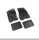 Jeep Grand Cherokee Front & Rear Floor Liner Kit (1999-2004)