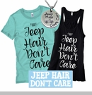 Jeep Hair Don't Care Gear