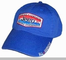 Closeout Jeep Hat -Dependable Power Unstoppable Performance Patch
