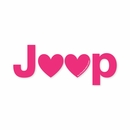 Jeep Heart Decal in Pink
