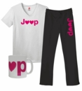 Jeep Hearts Women's Gift Set
