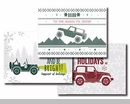 Jeep Holiday Cards