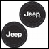 Jeep Logo Cup Holder Coaster