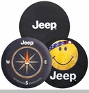 Jeep Logo Tire Covers