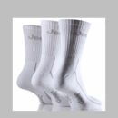 Closeout: Grey Jeep Men's Sport Socks (3-pack)