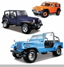 Jeep Models, Replicas & Collectibles