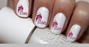 Jeep Mom Nail Decals