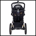 Jeep® Overland Limited Jogging Stroller