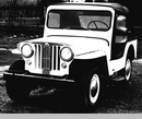 Jeep Poster/Print 1948 Willys Overland Jeepster VJ2