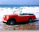 Jeep Poster/Print 1967 Kaiser Jeepster (w/CJ styled nose)