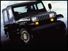 Jeep Poster/Print 1987 Jeep Wrangler YJ Soft Top