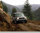 Jeep Poster/Print 2007 Jeep Commander Limited (Mountains)