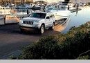 Jeep Poster/Print 2007 Jeep Grand Cherokee Limited (At Dock)