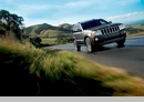 Jeep Poster/Print 2007 Jeep Grand Cherokee Overland (At Speed)