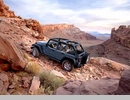 Poster- 2007 Jeep JK Wrangler Unlimited Rubicon (Off Road Climb)