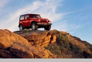 Jeep Poster/Print 2007 Jeep Wrangler Unlimited Sahara