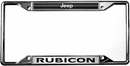 Jeep Rubicon License Plate Frame
