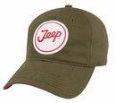 Jeep Script Ladies Cap