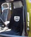 Jeep Seat Towel with Jeep Grille Logo Design