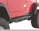 Jeep Side Bars, Steps & Entry Guards