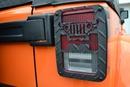 Jeep Tweaks Tail Light Guards for Jeep Wrangler 2007-2017, Black
