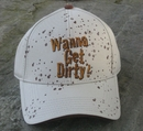 Jeep Wanna Get Dirty Hat