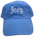 Jeep® Washed Hat  - Blue
