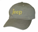 Jeep® Washed Hat (Olive)