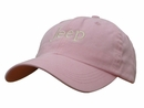 Jeep� Washed Hat (Pink)