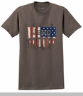 Jeep Weathered Flag T-Shirt