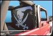Jeep WindStopper, Pirate - Fits CJ, Wrangler YJ, TJ, LJ